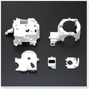 ABS 手加工部品 20x30〜801x80x60